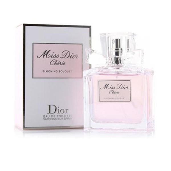 Dior miss dior blooming bouquet eau de toilette 100ml vaporizador