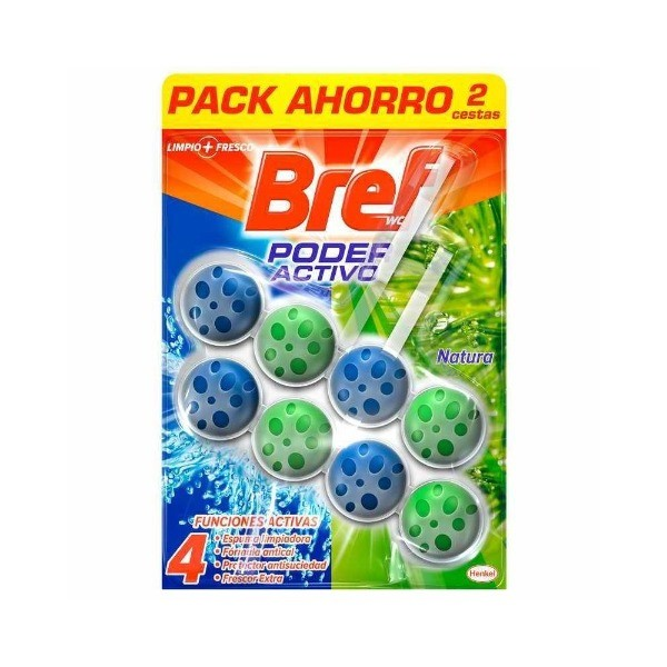 Bref Wc Power Active Pine Forest 2 uds