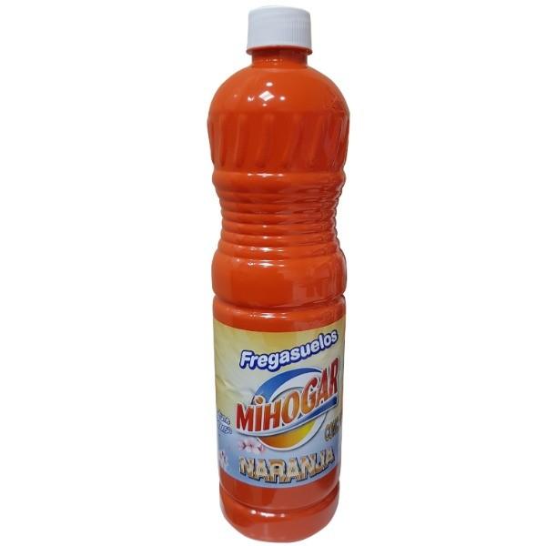 Mihogar fregasuelos Naranja 1 L