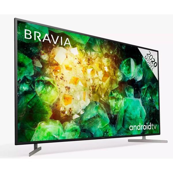 Sony kd49xh8196 televisor 49'' edge led uhd 4k hdr 400hz android tv