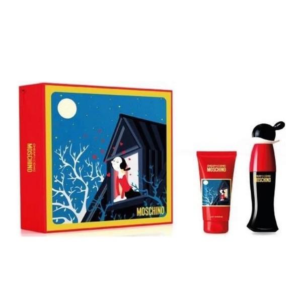 Moschino cheap and chic eau de toilette 30ml vaporizador + locion corporal 50ml